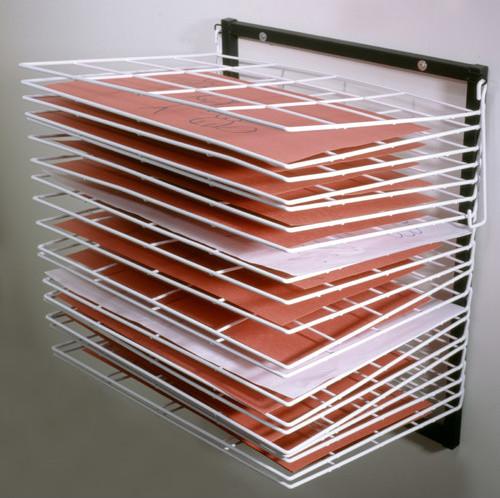 Wall Mount Drying Rack - Modern - by Wayfair