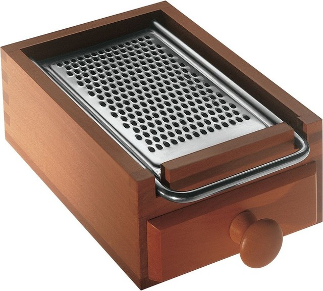 Alessi Flat Cheese Grater - Contemporary - Graters - by LBC Modern