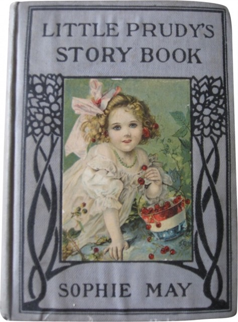 Little Prudy's  Book eclectic-books