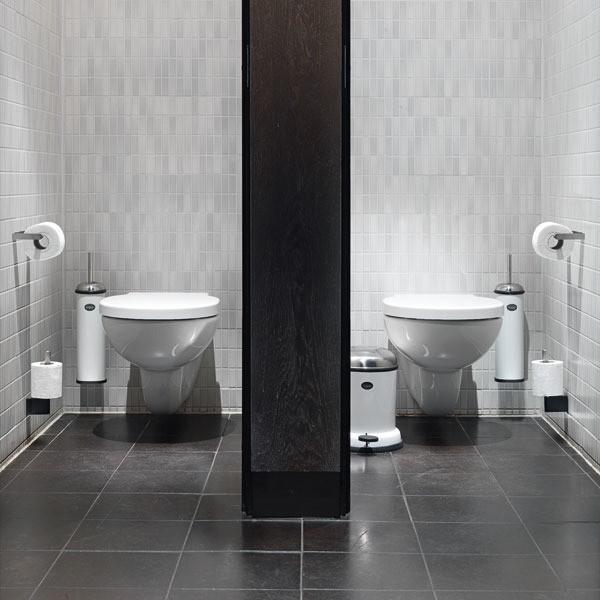 Vipp Danish Designed Bathroom Accessories modern-bathroom