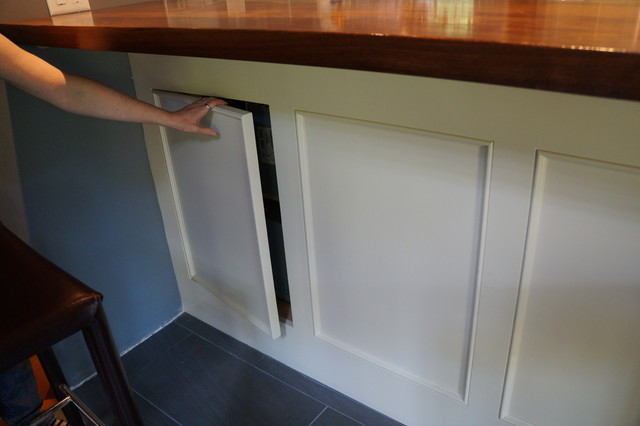 wainscoting hidden door with Hidden Access Panel Transitional Boston on Hidden Access Panel Transitional Boston additionally How To Install Picture Frame Moulding The Easiest Wainscoting Style Ever further Cottage Makeover Interiorexterior Progress as well Hidden Doors Secret Doors together with Reclaimed Wood For Your New Home.