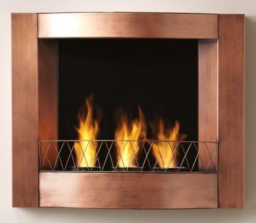 Wall mount Gel Fireplace fireplaces