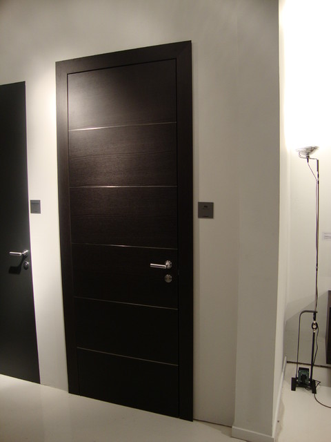Interior design doors