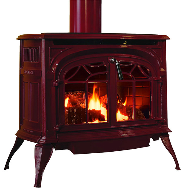 Vermont Castings Radvtbd Radiance Direct Vent Gas Burning Stove Modern Fireplaces By