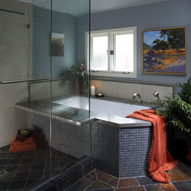 Master Bath contemporary