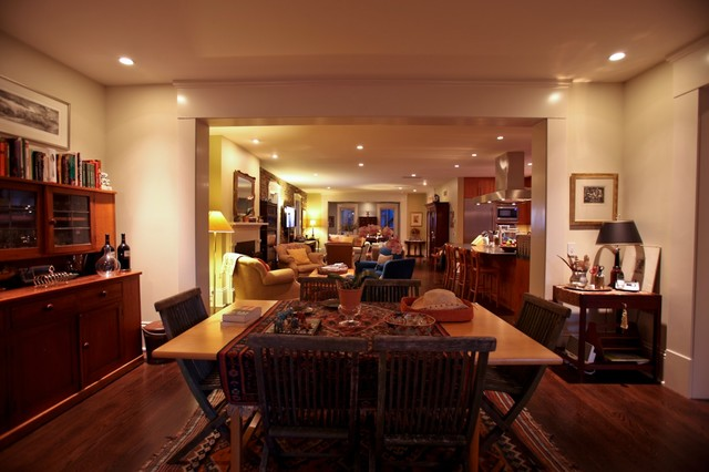 DeVilliers Project contemporary-dining-room