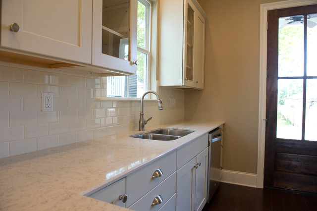 Lakeview Home 2 - Traditional - Kitchen - new orleans - by Tyson Construction