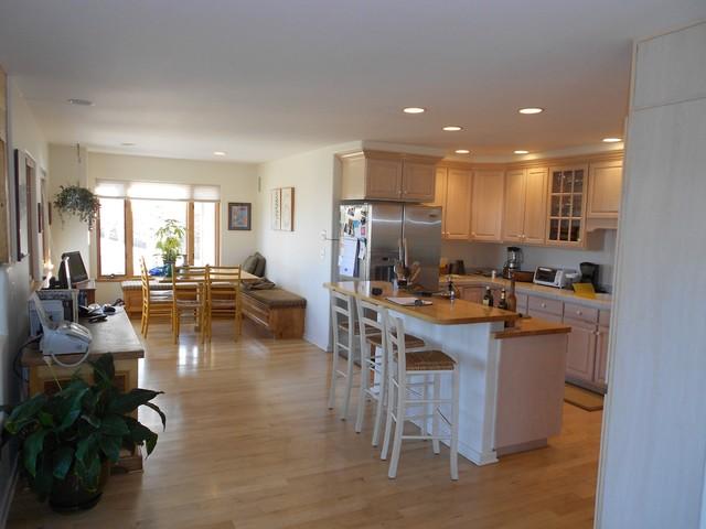 Horse Ranch kitchen contemporary