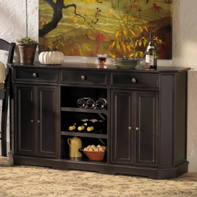 Grandezza Console traditional-buffets-and-sideboards