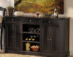 Grandezza Console traditional buffets and sideboards