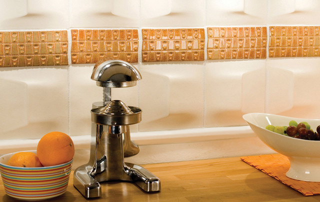 ModCraft tile modern kitchen tile