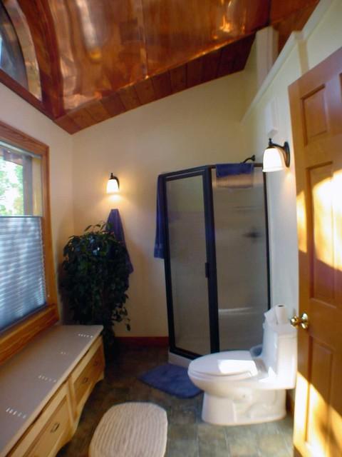 Rustic Bathroom traditional-bathroom