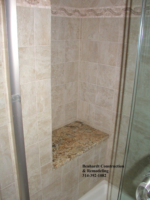 CB Custom Shower bathroom