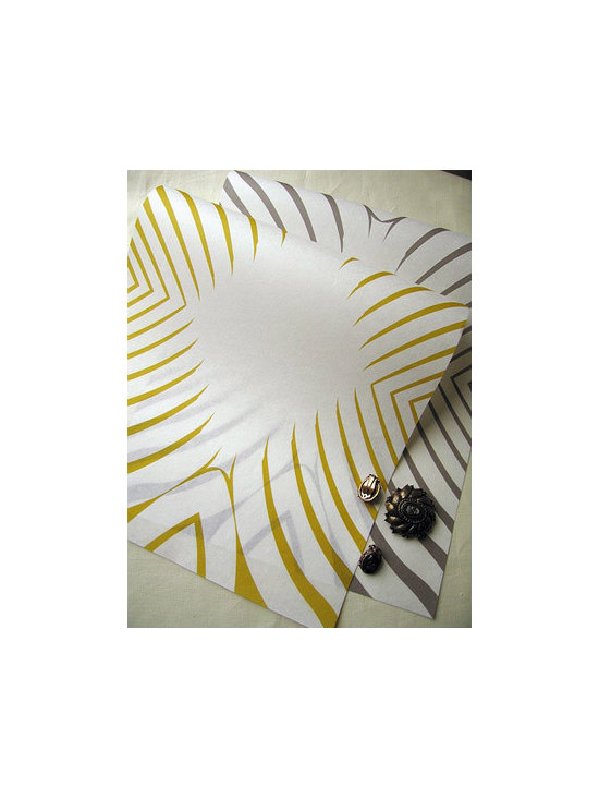 Zebra Scented Drawer Liners -