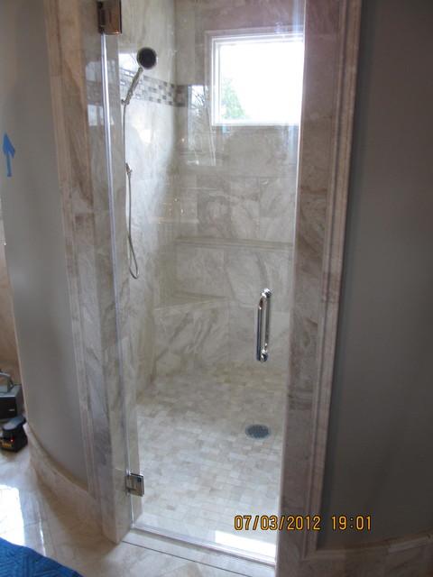 carolina home specialist traditional-showers