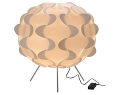 Fillsta Floor Lamp, White eclectic floor lamps