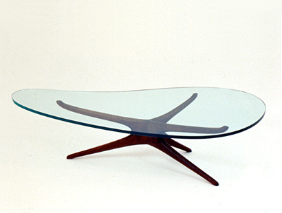 Sculptured Coffee Table modern coffee tables
