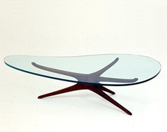 Sculptured Coffee Table modern-coffee-tables