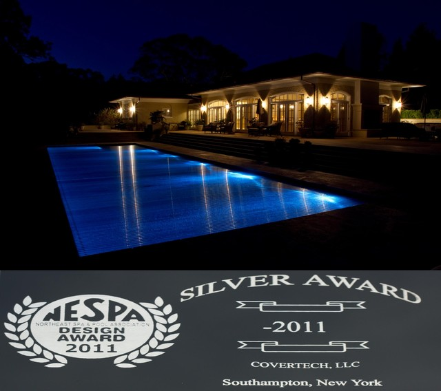 Covertech- Award Winning automatic rigid pool covers  swimming pools and spas