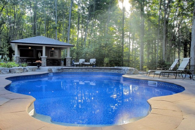 Majestic Pools Contemporary Toronto By Majestic Pools And Spas