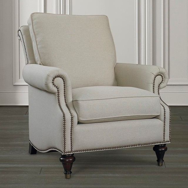 Oxford Accent Chair By Bassett Furniture Armchairs Raleigh By Bassett Furniture