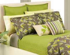Apt. 9 thyme coverlet modern-quilts-and-quilt-sets
