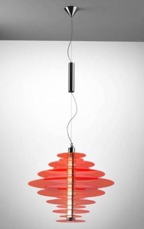 Rondelle 1 Light Pendant modern-pendant-lighting