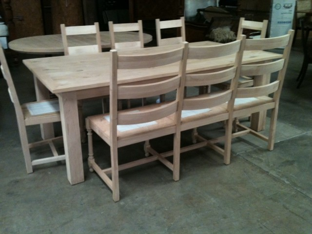 Items Built By Us traditional-furniture