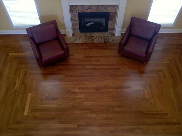 Site Finished Hardwood Projects hardwood-flooring