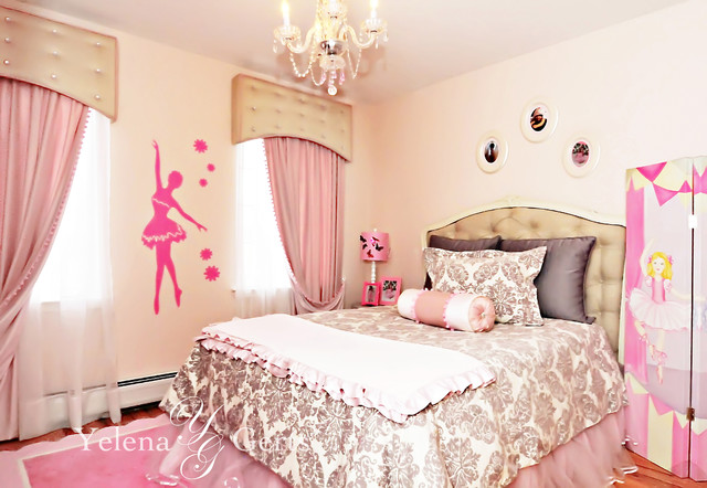 Ballerina Bedroom Decor - Home Design Ideas and Pictures