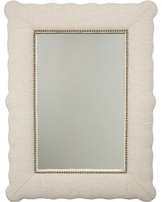 Drexel Heritage Upholstery Belemy Mirror modern-wall-mirrors