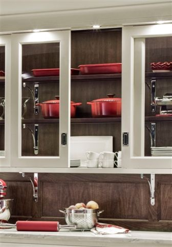 Trish Namm  kitchen cabinets