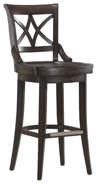 Fremont Stool traditional-bar-stools-and-counter-stools