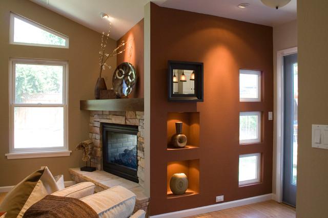 Contemporary Family Space contemporary-living-room