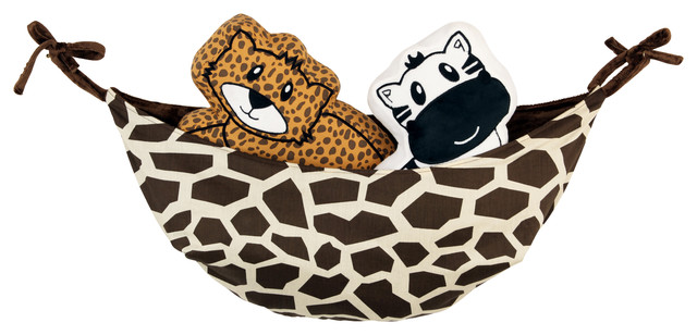 Jazzie Jungle Boy - Toy Bag contemporary-toy-organizers