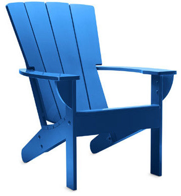 fan back adirondack chair blue grotto modern adirondack chairs