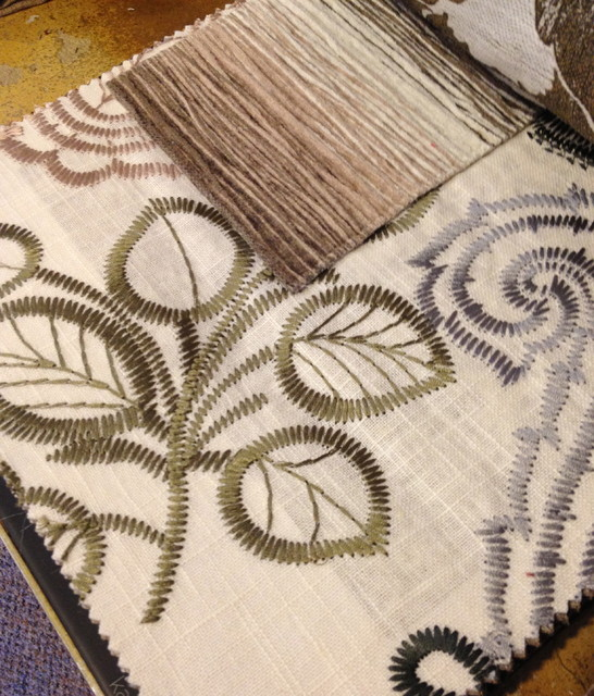Drapery traditional-curtains