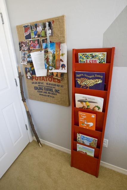 Kid's Room. eclectic-nursery