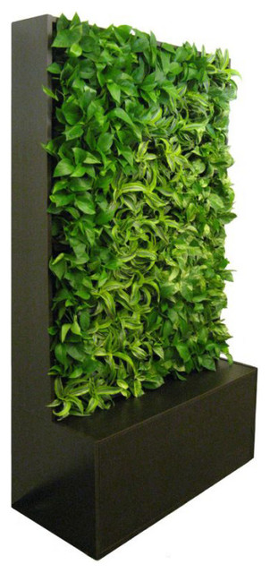 Watch more like Vertical Gardens Indoor Wall Planters