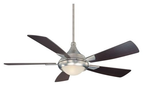 Savoy House Zephyr Ceiling Fan in Satin Nickel transitional-ceiling-fans
