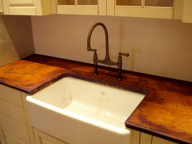 kitchen countertops by Brooks Custom
