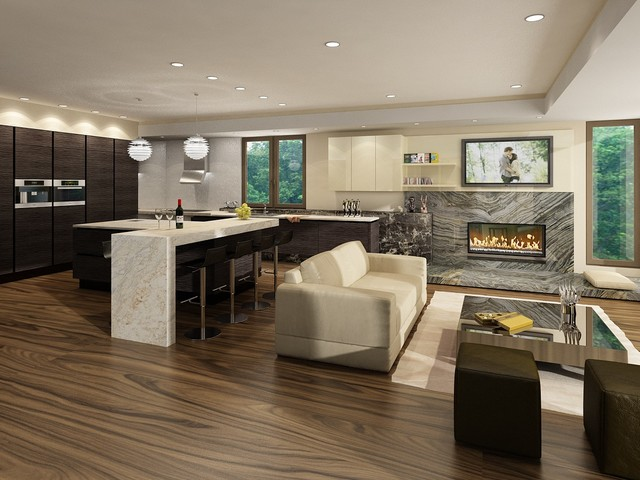 Featured Kitchen Designs From European Kitchen Art Modern Kitchen Cabinetry Vancouver By