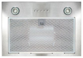 Air Pro 20W in. 011 Range Hood Insert modern-range-hoods-and-vents