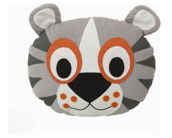 Ferm Living Tiger Cushion - Ferm Living Tiger Cushion