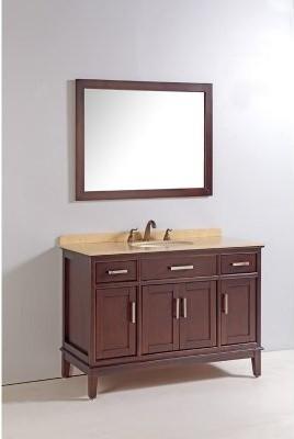 Legion Furniture 48-in. Single Bathroom Vanity Set with Faucet modern-bathroom-vanities-and-sink-consoles
