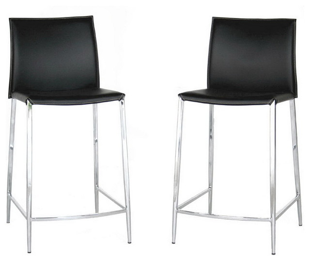 Counter Height Modern Stools : ... Counter Height Stool - Transitional - Bar Stools And Counter Stools