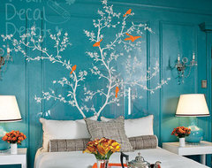 Vinyl Tree Wall Decal by Wall Decal Depot modern-wall-decals