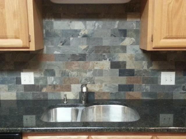 backsplash ideas for uba tuba granite countertops images