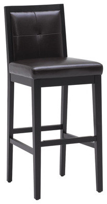 Paxton Bonded Leather Stool modern-bar-stools-and-counter-stools