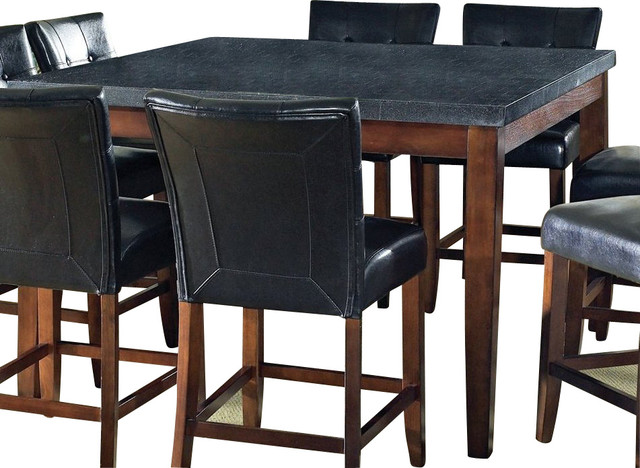 ... Granite Bello Granite Top 54x54 Counter Height Table dining tables